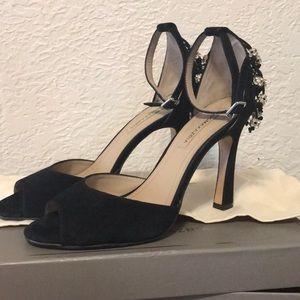 Dress black shoes